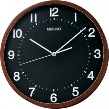 Seiko Настенные часы Seiko QXA643Z. Коллекция Настенные часы seiko настенные часы seiko qxh202bn z коллекция настенные часы