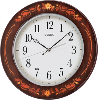 Seiko Настенные часы Seiko QXA647BN. Коллекция Настенные часы seiko sndg61p1