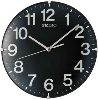 Seiko Настенные часы Seiko QXA656KN. Коллекция Настенные часы часы seiko srp265