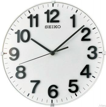 Seiko Настенные часы Seiko QXA656W. Коллекция Настенные часы часы настенные t weid катрин диаметр 53 см