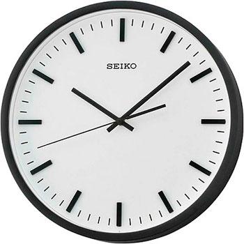 Seiko Настенные часы Seiko QXA657KN-Z. Коллекция Настенные часы nixon часы nixon a402 1965 коллекция mod