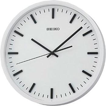 Seiko Настенные часы  Seiko QXA657W. Коллекция Настенные часы seiko настенные часы seiko qxa660w коллекция настенные часы