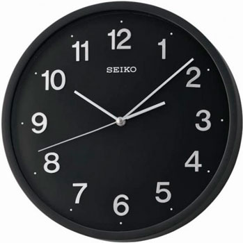 Seiko Настенные часы Seiko QXA660K. Коллекция Настенные часы настенные часы огого обстановочка 40x40 см family time 312820