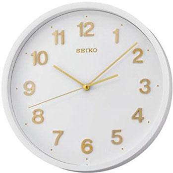 Seiko Настенные часы Seiko QXA660W. Коллекция Настенные часы часы seiko srp265