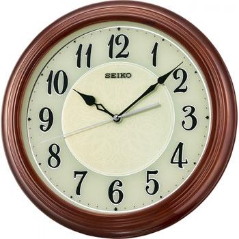 Seiko Настенные часы  Seiko QXA667BN. Коллекция Настенные часы часы seiko