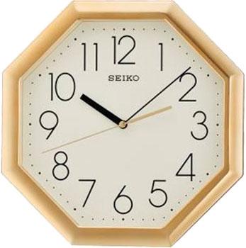Seiko Настенные часы Seiko QXA668GN. Коллекция Настенные часы настенные часы lefard винтаж 799 145 34 х 34 х 4 5 см