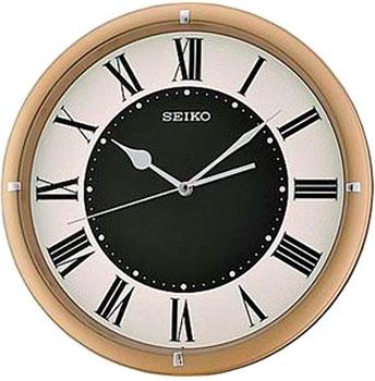 Seiko Настенные часы Seiko QXA669GN. Коллекция Настенные часы troyka часы настенные troyka 31 см
