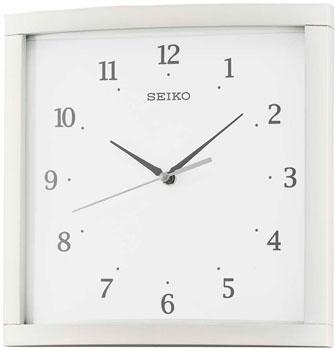 лучшая цена Seiko Настенные часы Seiko QXA675WN. Коллекция Настенные часы