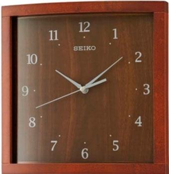 Seiko Настенные часы Seiko QXA675ZN. Коллекция Настенные часы seiko настенные часы seiko qxa675zn коллекция настенные часы