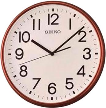 Seiko Настенные часы Seiko QXA677BN. Коллекция Настенные часы настенные часы boxpop vii pb 507 35