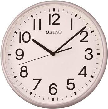 лучшая цена Seiko Настенные часы Seiko QXA677SN. Коллекция Настенные часы