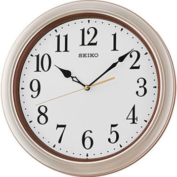 Seiko Настенные часы  Seiko QXA680TN. Коллекция Настенные часы часы seiko snk805k2