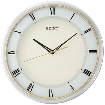 Seiko Настенные часы Seiko QXA683SN. Коллекция Настенные часы 610 349 7518 poa lmp142 original bare lamp for sanyo plc wk2500 plc xd2600 xd2200 plc xe34 plc xk2200 plc xk2600 plc xk3010