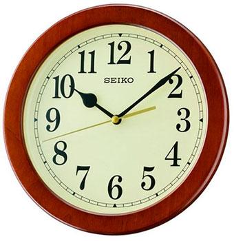 Seiko Настенные часы  Seiko QXA686ZN. Коллекция Настенные часы seiko часы seiko sxb430p1 коллекция premier