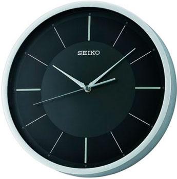 Seiko Настенные часы Seiko QXA688AN. Коллекция Настенные часы nixon часы nixon a934 2042 коллекция minx