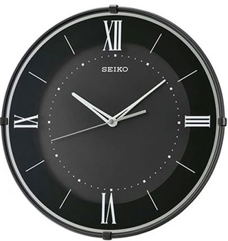 Seiko Настенные часы Seiko QXA689KN. Коллекция Настенные часы 3d настенные часы безрамные современные зеркальные металлы большие настенные наклейки часы настенные часы room home decorations