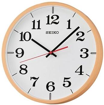 Seiko Настенные часы Seiko QXA691AN. Коллекция Настенные часы часы настенные proffi home корица