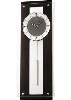 Seiko Настенные часы Seiko QXC209BN. Коллекция Интерьерные часы seiko настенные часы seiko qxc223b коллекция интерьерные часы
