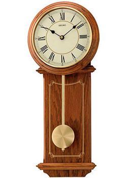 Seiko Настенные часы Seiko QXC213BN. Коллекция Настенные часы 3d настенные часы безрамные современные зеркальные металлы большие настенные наклейки часы настенные часы room home decorations