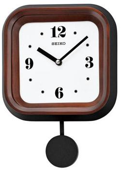 Seiko Настенные часы Seiko QXC223B. Коллекция Интерьерные часы seiko настенные часы seiko qxc231gn коллекция интерьерные часы