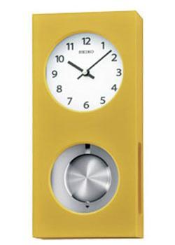 Seiko Настенные часы Seiko QXC224Y. Коллекция Интерьерные часы seiko настенные часы seiko qxa656kn коллекция настенные часы