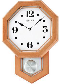 Seiko Настенные часы Seiko QXC226Z. Коллекция Интерьерные часы настенные часы seiko qxa577l