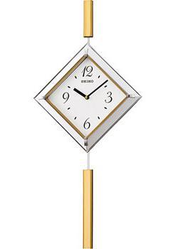 Seiko Настенные часы Seiko QXC230SN. Коллекция Интерьерные часы seiko настенные часы seiko qxa656kn коллекция настенные часы
