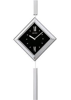 Seiko Настенные часы Seiko QXC231SN. Коллекция Интерьерные часы seiko будильник seiko qhl057wn коллекция интерьерные часы