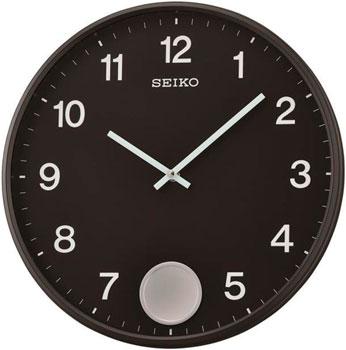 Seiko Настенные часы Seiko QXC235KN. Коллекция Настенные часы