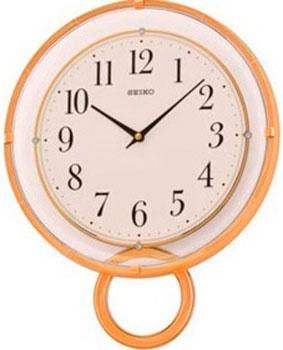 Seiko Настенные часы Seiko QXC236GN. Коллекция Настенные часы часы seiko srp265