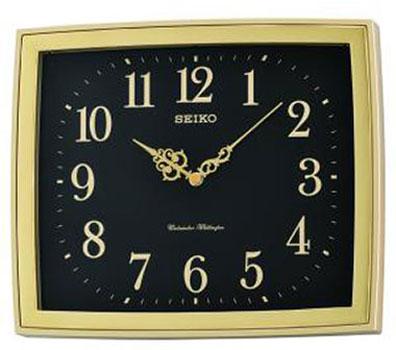 Seiko Настенные часы Seiko QXD211FN. Коллекция Интерьерные часы pin up stars слитный купальник