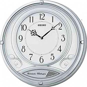 Seiko Настенные часы Seiko QXD213SN. Коллекция Настенные часы