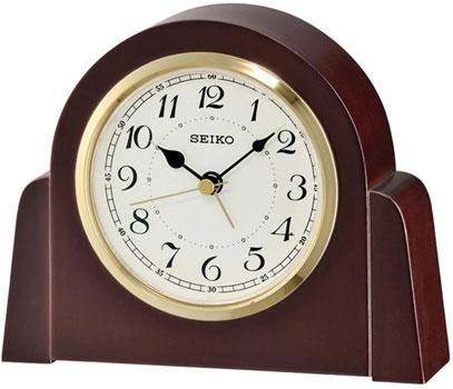 Seiko Настольные часы Seiko QXE044BN. Коллекция Интерьерные часы seiko настольные часы seiko qxe018bn коллекция интерьерные часы