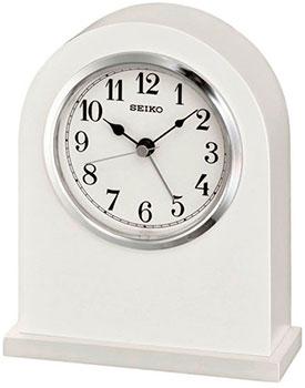 Seiko Настольные часы Seiko QXE049WN. Коллекция Настольные часы