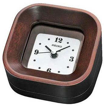 купить Seiko Настольные часы  Seiko QXG145B. Коллекция Интерьерные часы дешево