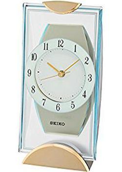 Seiko Настольные часы Seiko QXG146GT. Коллекция Настольные часы