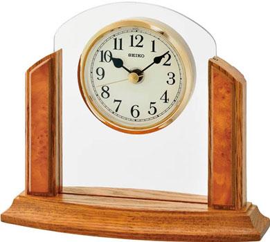 Seiko Настольные часы  Seiko QXG148BN. Коллекция Настольные часы seiko настольные часы seiko qhg038gn z коллекция настольные часы