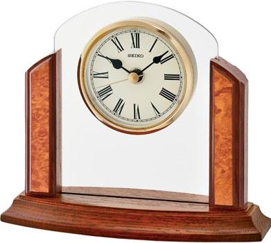 Seiko Настольные часы  Seiko QXG148ZN. Коллекция Настольные часы seiko настольные часы seiko qhg038gn z коллекция настольные часы