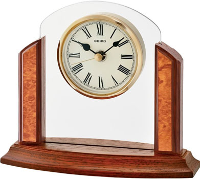Seiko Настольные часы Seiko QXG148ZN. Коллекция Настольные часы б у 1д601 малогабаритные настольные токарные станки