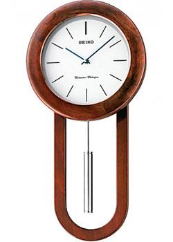 Seiko Настенные часы Seiko QXH057BN. Коллекция Настенные часы настенные часы lefard винтаж 799 145 34 х 34 х 4 5 см