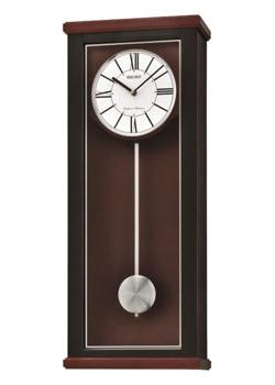 Seiko Настенные часы Seiko QXH062K. Коллекция Интерьерные часы seiko будильник seiko qhl057wn коллекция интерьерные часы
