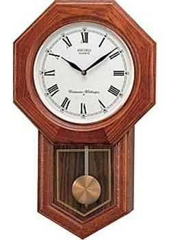 Seiko Настенные часы Seiko QXH102BN. Коллекция Настенные часы