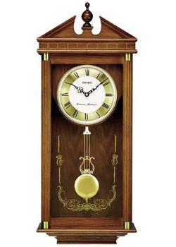 Seiko Настенные часы  Seiko QXH107BN. Коллекция Интерьерные часы seiko настенные часы seiko qxd211fn коллекция интерьерные часы