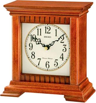 цена на Seiko Настольные часы  Seiko QXJ028BN. Коллекция Настольные часы