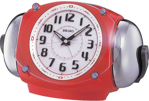 Seiko Настольные часы  Seiko QXK110RL. Коллекция Интерьерные часы seiko настольные часы seiko qxe011sn коллекция интерьерные часы