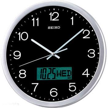Seiko Настенные часы  Seiko QXL007AN. Коллекция Интерьерные часы рамка для фотографий bellezza casa 7 10 см