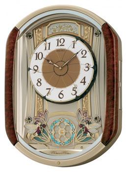 Seiko Настенные часы  Seiko QXM157B. Коллекция Интерьерные часы seiko настенные часы seiko qxd211fn коллекция интерьерные часы