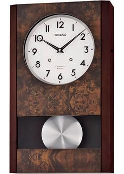Seiko Настенные часы Seiko QXM359BM. Коллекция Настенные часы часы настенные t weid с фоторамками цвет белый 35 х 60 х 5 см