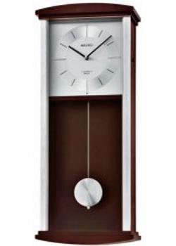 Seiko Настенные часы Seiko QXM363BN. Коллекция Настенные часы необрамленные настенные часы qite y613 2