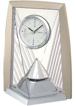 Seiko Настольные часы Seiko QXN206ST. Коллекция Интерьерные часы seiko настольные часы seiko qxe018bn коллекция интерьерные часы